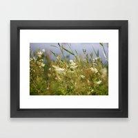 Meadow II Framed Art Print