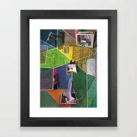 Scalamoukibouk Framed Art Print