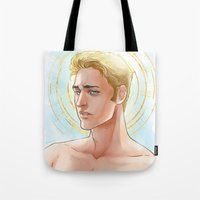 The Intercession of St. George Tote Bag