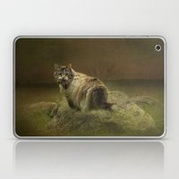 A Game of Cat and Mouse Laptop & iPad Skin