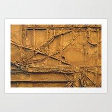 Insular  Art Print