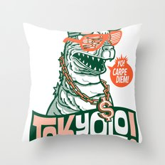 Tokyolo ($imple variant) Throw Pillow