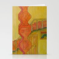 For The Squares: A Party… Stationery Cards