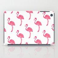 American Flamingo (pink) iPad Case
