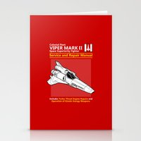 Viper Mark II Service and Repair Manual Stationery Cards