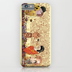 Kokeshis Klimt iPhone 6 Slim Case