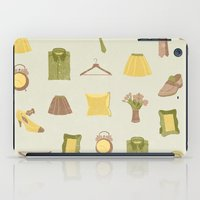 Bedroom iPad Case