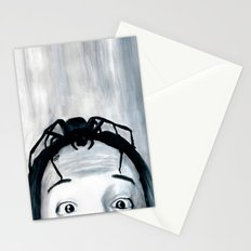 It Keeps Climbing Out The Spout Stationery Cards