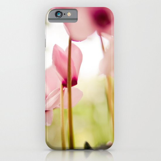 Cyclamen Forest iPhone & iPod Case