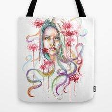 Higanbana Tote Bag