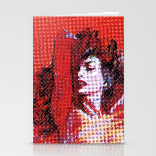 Vonnegut -  The Sirens of Titan Stationery Card