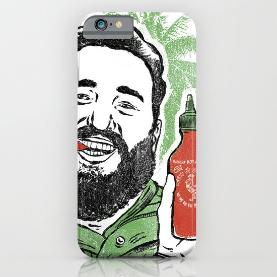 Castro Sauce iPhone & iPod Case