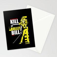 Kill Bullet Bill (Black/Yellow Variant) Stationery Cards