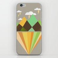 Void Dweller 2 iPhone & iPod Skin