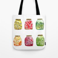 Getting Canned Never Looked So Good Tote Bag