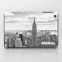 New York Skyline iPad Case