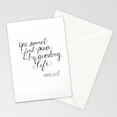 Peace & Life Stationery Cards