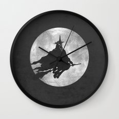 The Witch King Wall Clock
