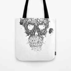 The Vulture Tree Tote Bag