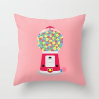 We're All In This Together Throw Pillow