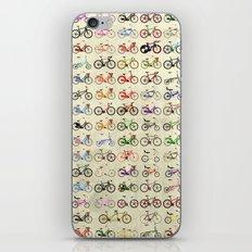 Bikes iPhone & iPod Skin