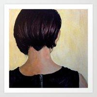 Roya Art Print