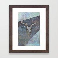 DEAD Framed Art Print