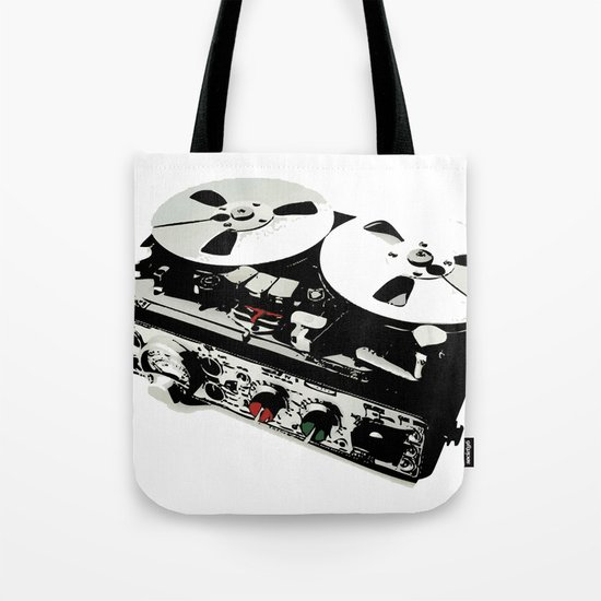 the ultimate tape recorder Tote Bag