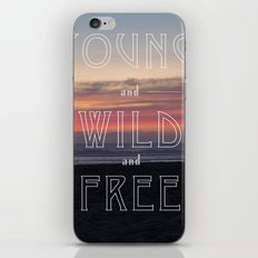 The Youth iPhone & iPod Skin