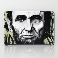 Lincoln A.D. 2012 iPad Case