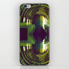 Out Of Space iPhone & iPod Skin