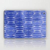 Dot Print - Periwinkle Laptop & iPad Skin