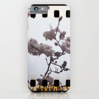 iPhone & iPod Case featuring blooming sprockets by rachel kelso