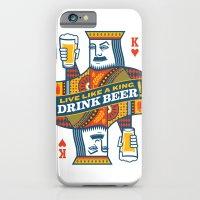 King of Beers iPhone 6 Slim Case