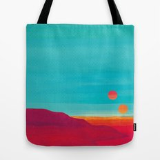 Far Away Tote Bag