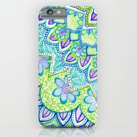 Sharpie Doodle 2 iPhone 6 Slim Case