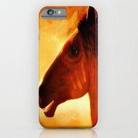 HORSE - Apache iPhone 6 Slim Case