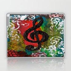 Create Music  Laptop & iPad Skin