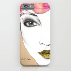 Life is a canvas, throw all the paint and sparkles on it you can iPhone 6 Slim Case