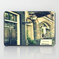 Open iPad Case