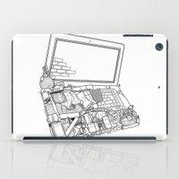 Laptop Surroundings iPad Case