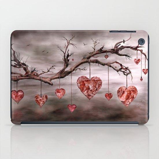 The new love tree iPad Case