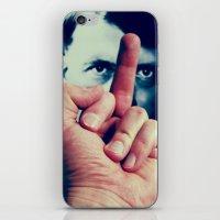AntiHitler iPhone & iPod Skin