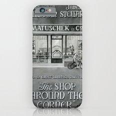 The shop around the corner Slim Case iPhone 6s