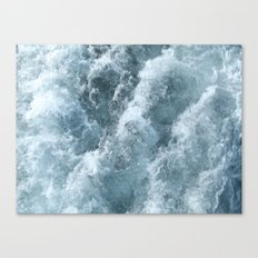 Sea Foam Canvas Print