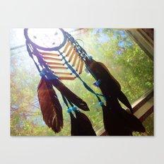 Dream Window Canvas Print