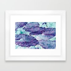 Botanical Surrealism #society6#decor #buyart Framed Art Print