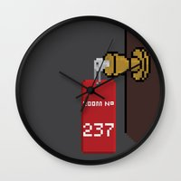 The Pixeling Wall Clock