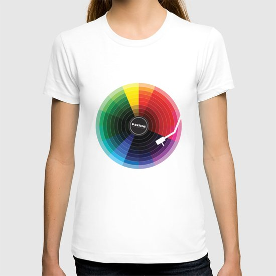 Pantune - The Color of Sound T-shirt