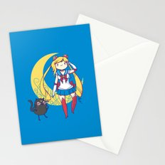 Adventure Moon Stationery Cards